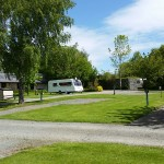 Camlad Caravan Pitches 5 and 6