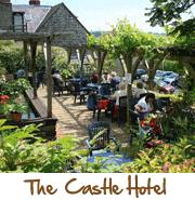 castle hotel bishops castle