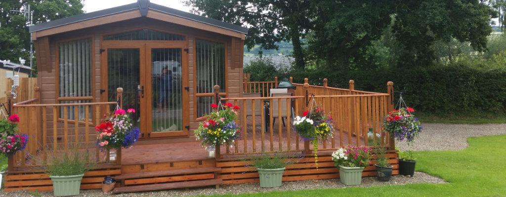 Lodges at Daisy Bank