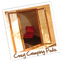 daisy bank camping pods