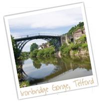 ironbridge gorge telford