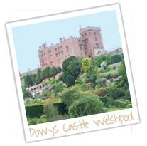 powys castle welshpool